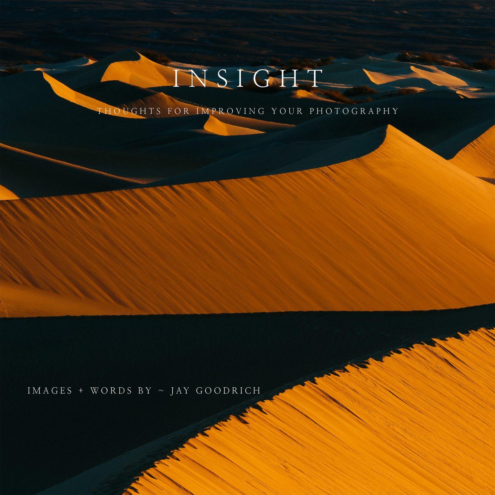 Photography Insight eBook Cover
