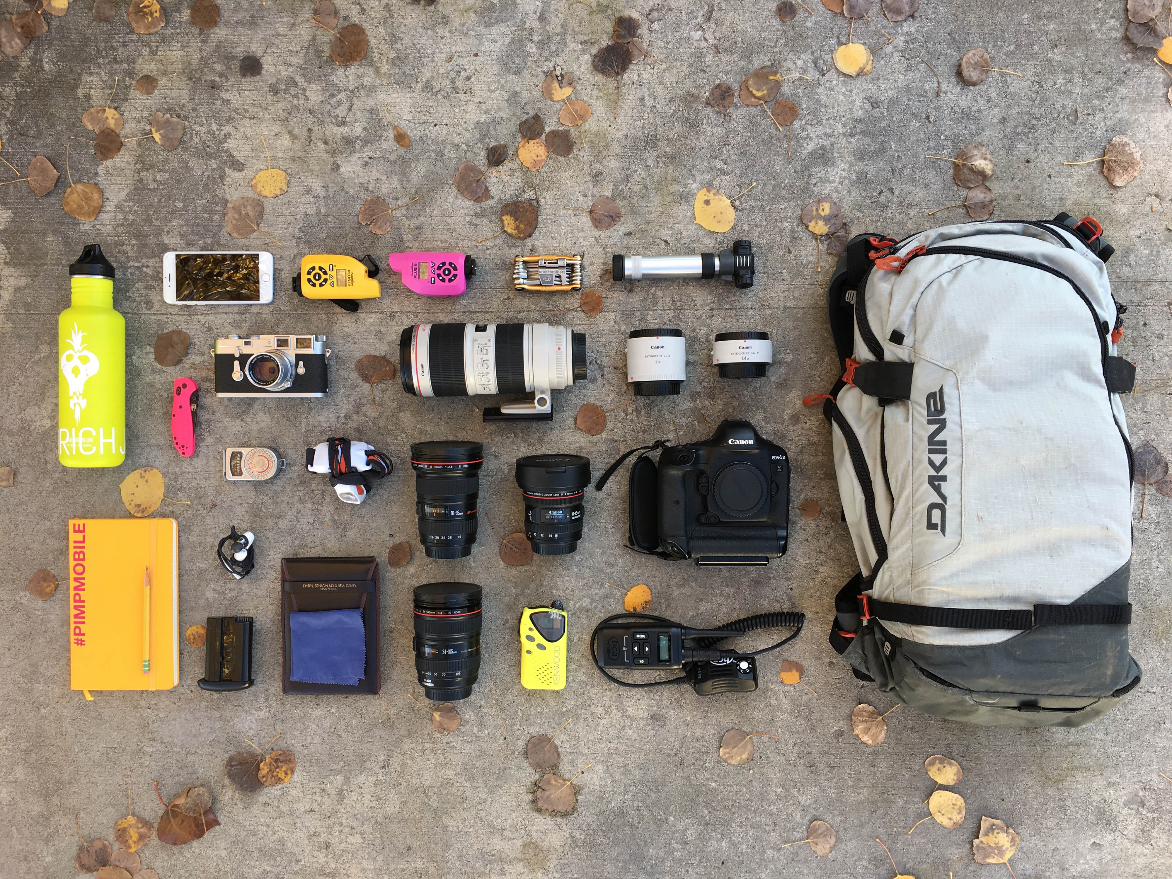 Jay Goodrich Photography Store Gear for Shotkit.com