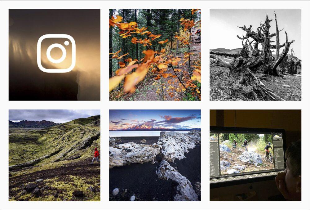 Instagram for Photographers - Jay Goodrich Instagram Feed Screenshot