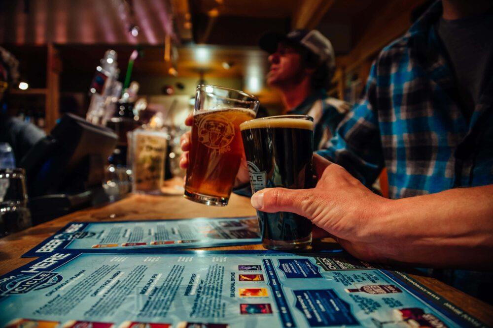 Best Breweries in Jackson Wyoming by Jay Goodrich