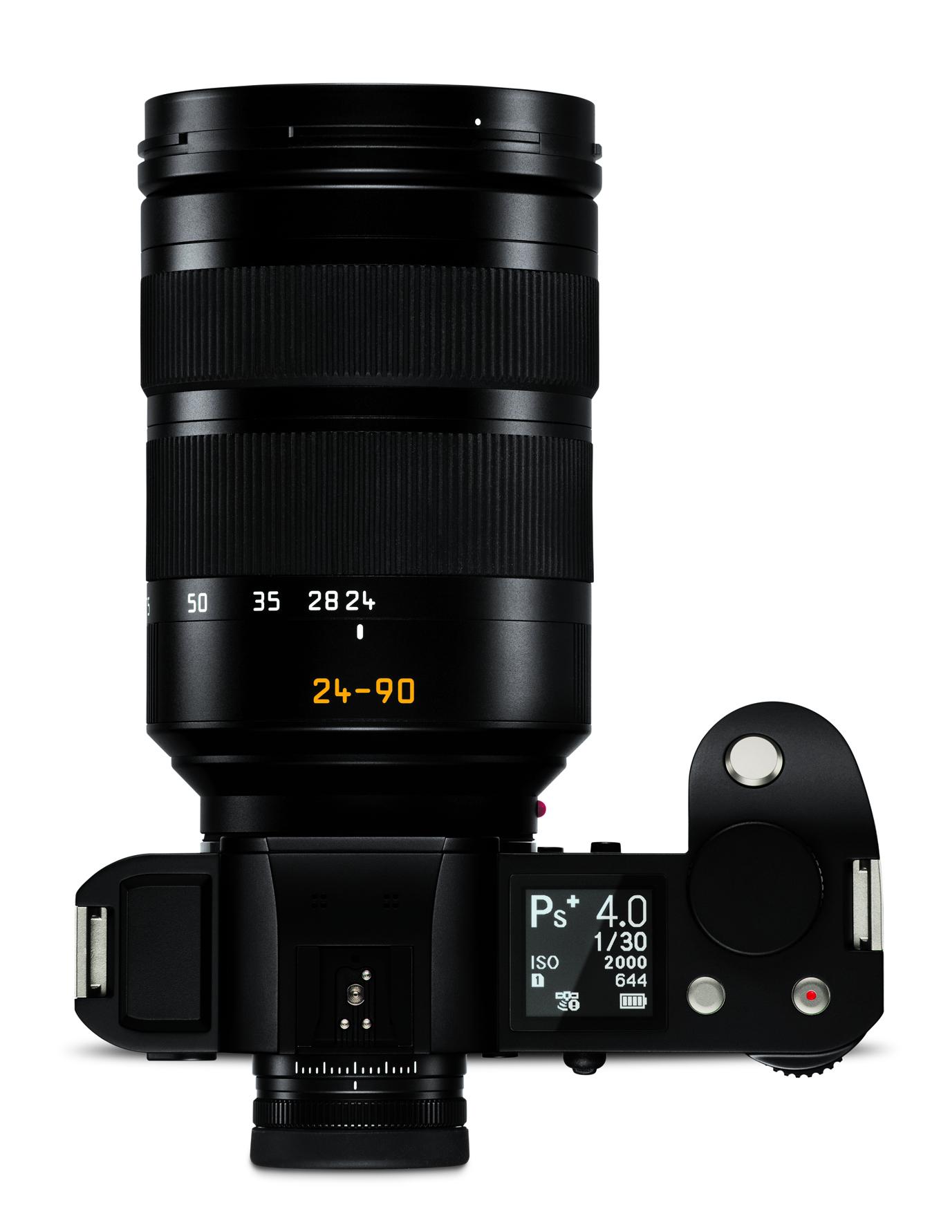 photo gear pare down - Leica SL pro photo - courtesy of Leica