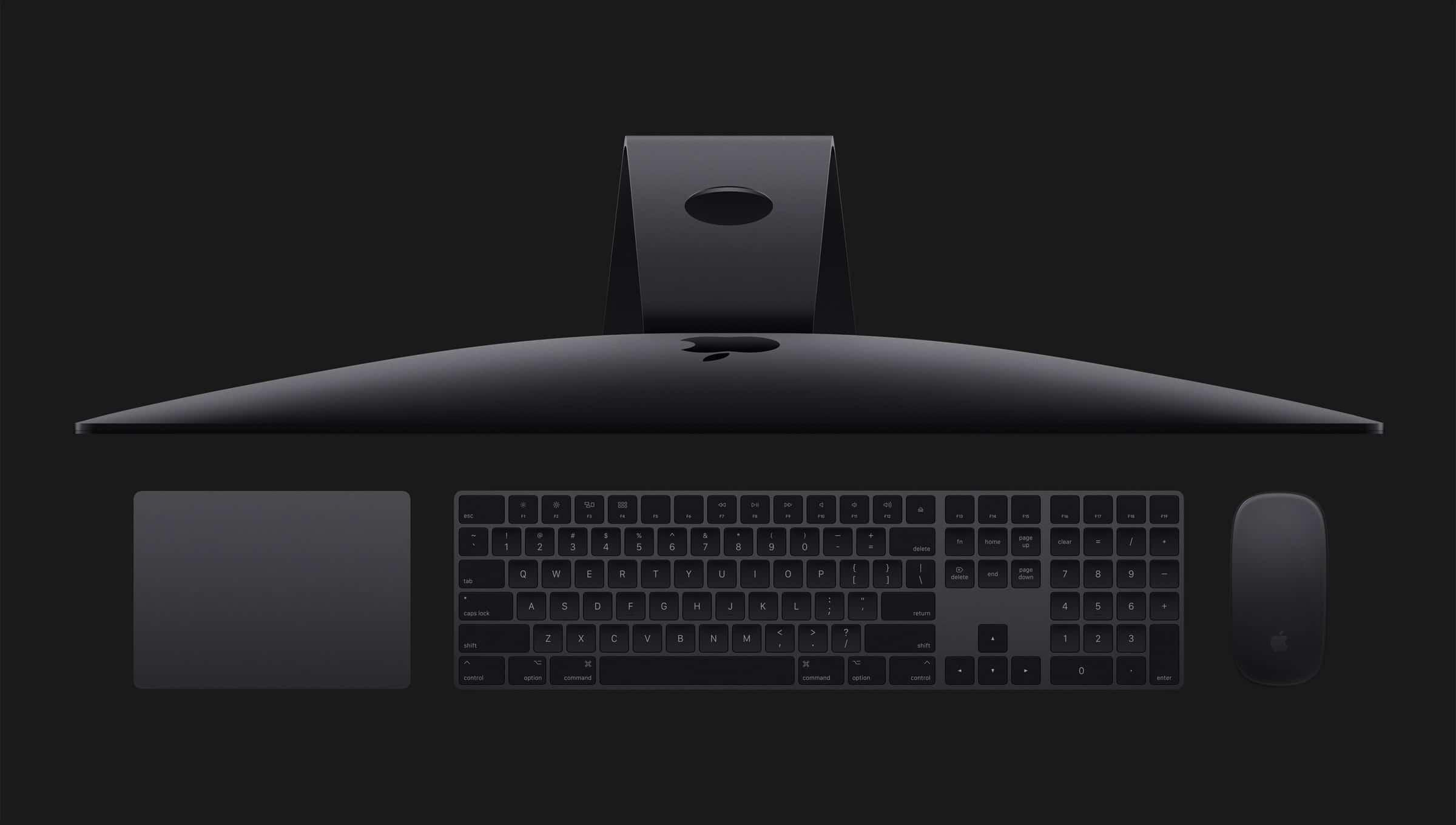 photo gear pare down - iMac pro photo - courtesy of Apple