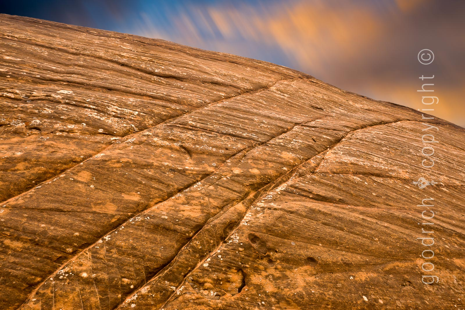 photographic filters - escalante landscape by jay goodrich