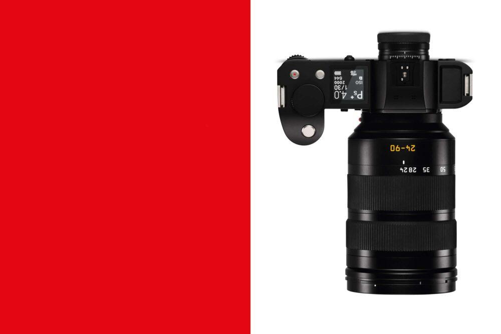 Leica SL - Vario-Elmarit-SL 24–90 mm f/2.8–4 ASPH - Header Logo Photo