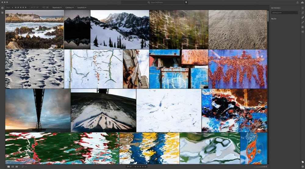 Lightroom CC Photo View screen shot by Jay Goodrich