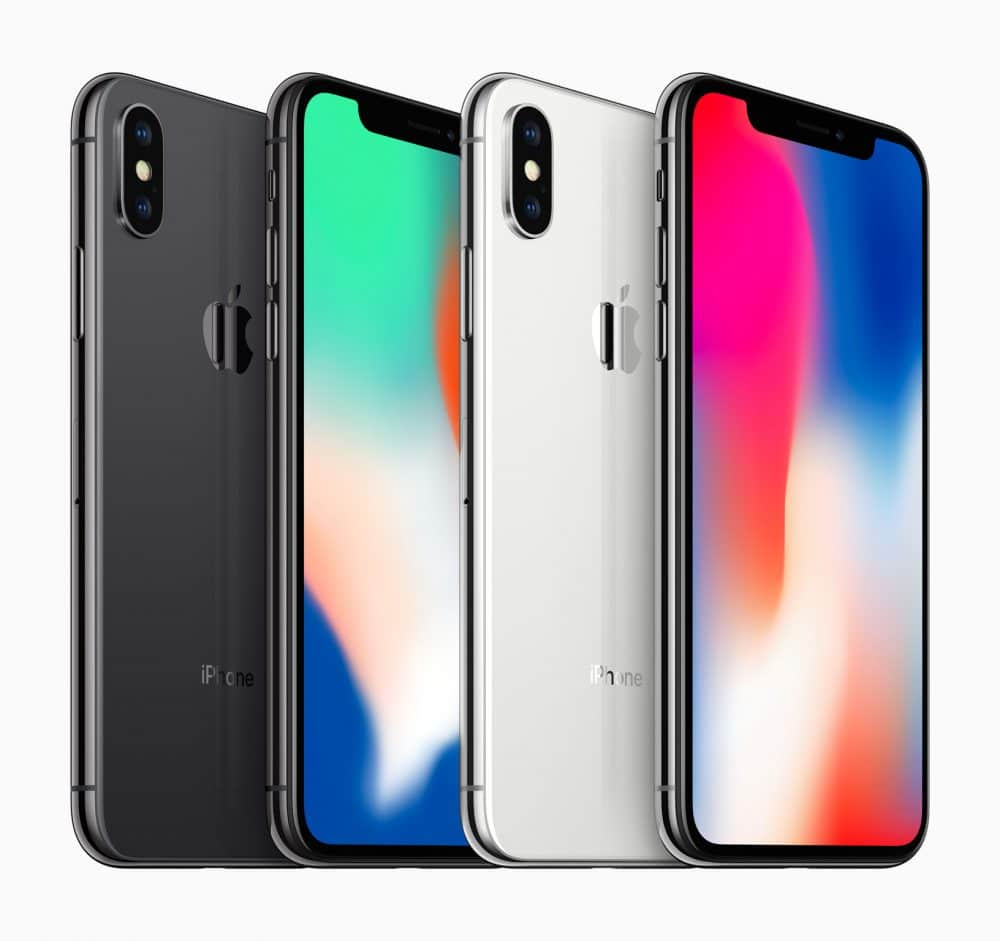 iPhone X - Cover Photo - Apple Inc.
