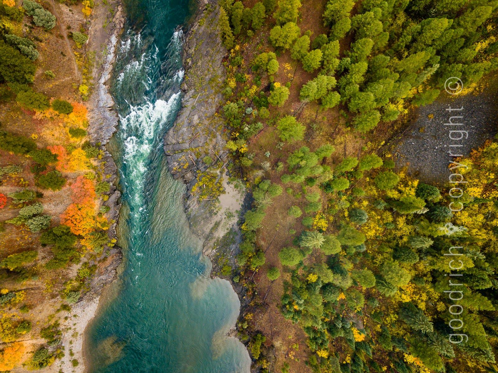 DJI Mavic Pro - Snake River - Photo by Jay Goodrich