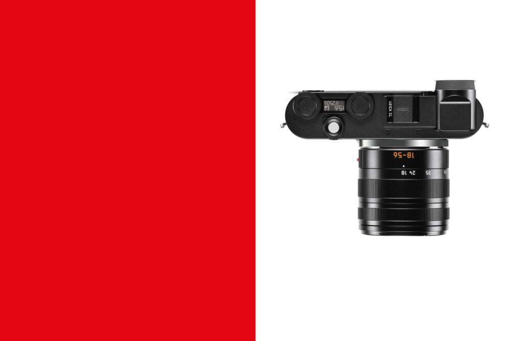 Leica CL top view Header © Jay Goodrich