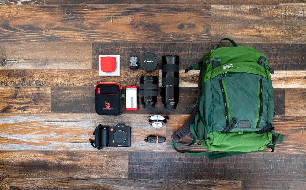 MindShift BackLight 18L backpack © Jay Goodrich