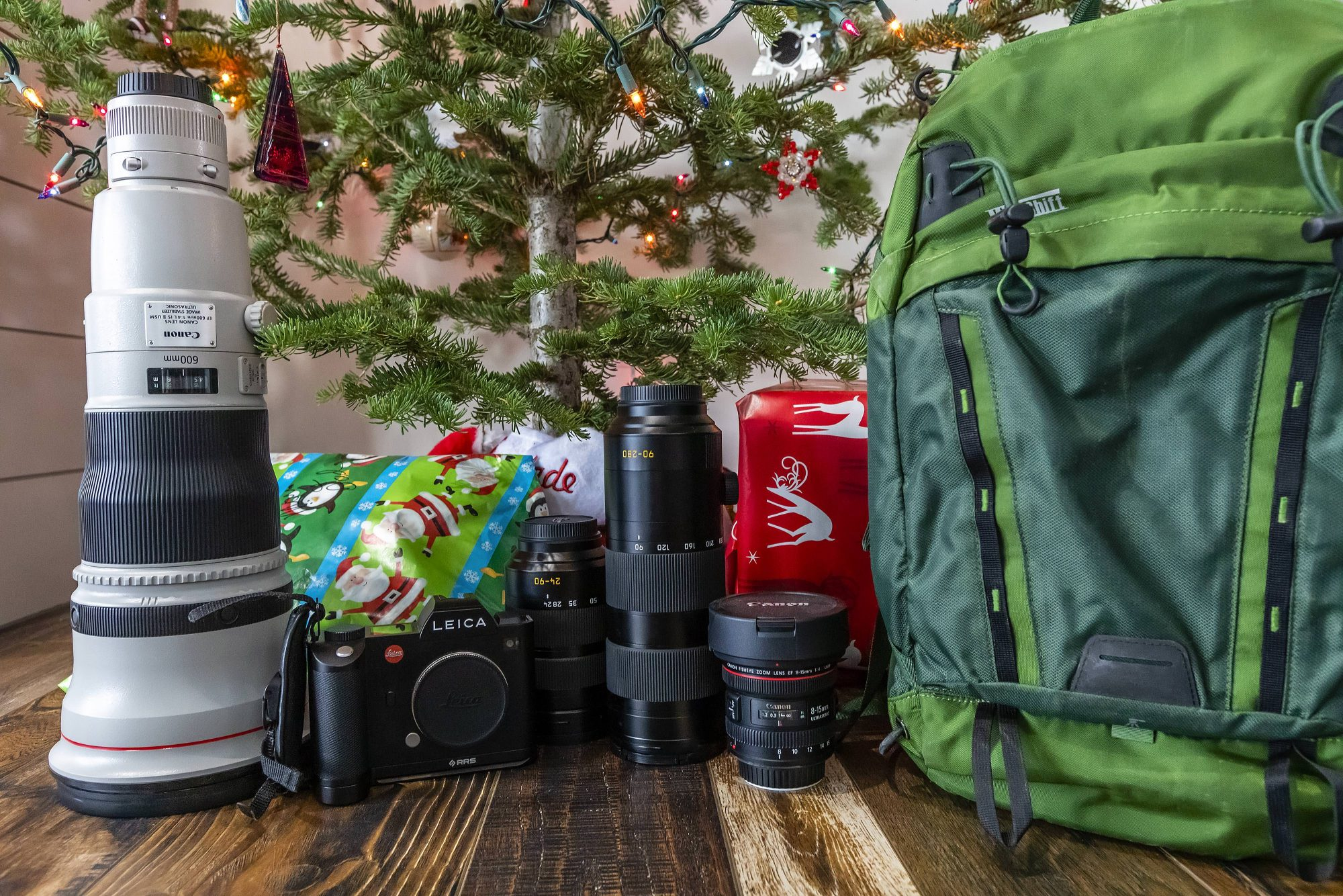 photographer Christmas gift - photo by Jay Goodrich