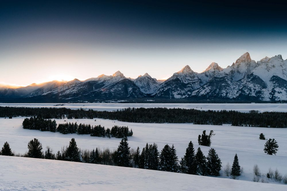Lightroom Import Tips Header Photo Grand Teton by Jay Goodrich
