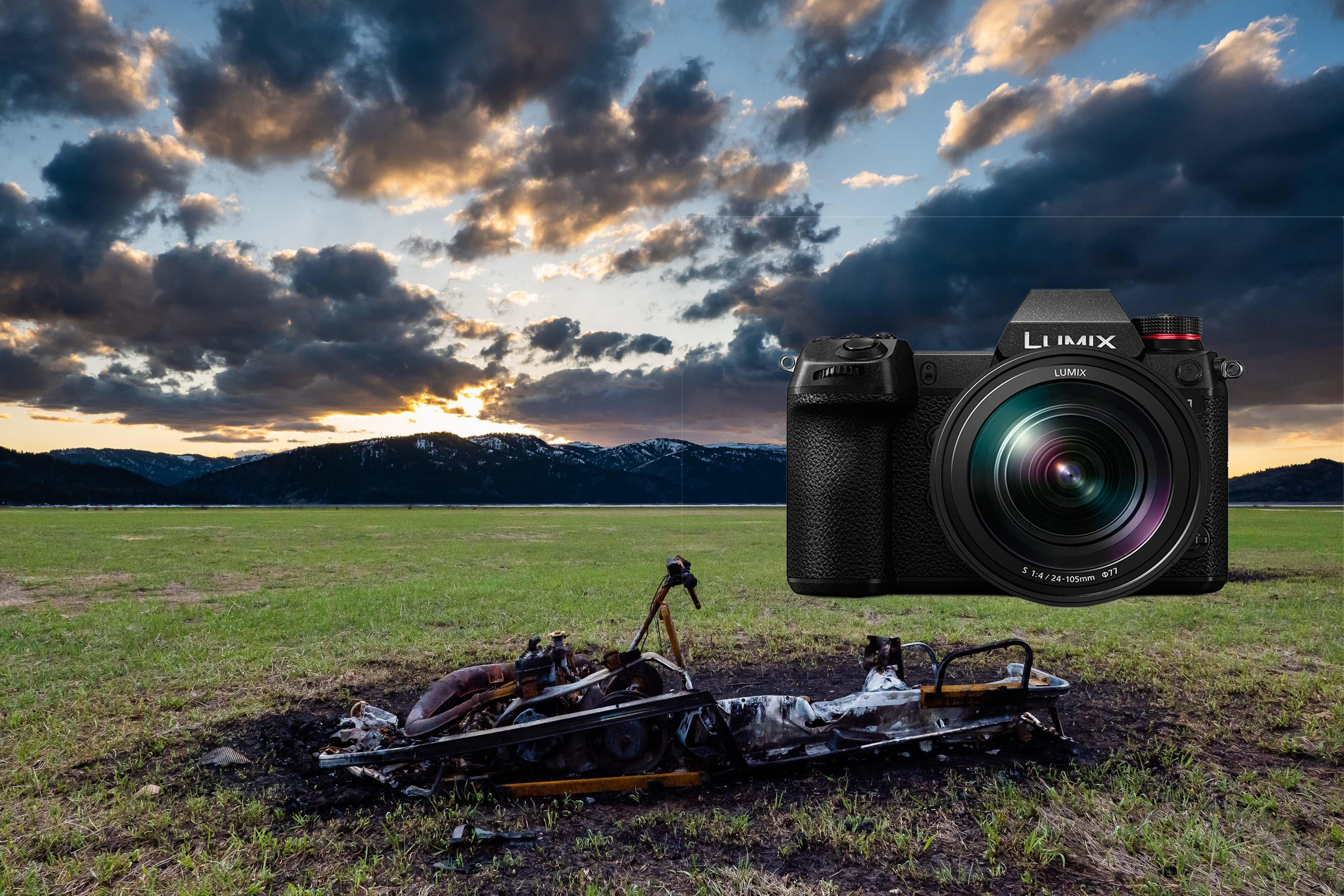 Panasonic S1 Photo and Portrait by Jay Goodrich