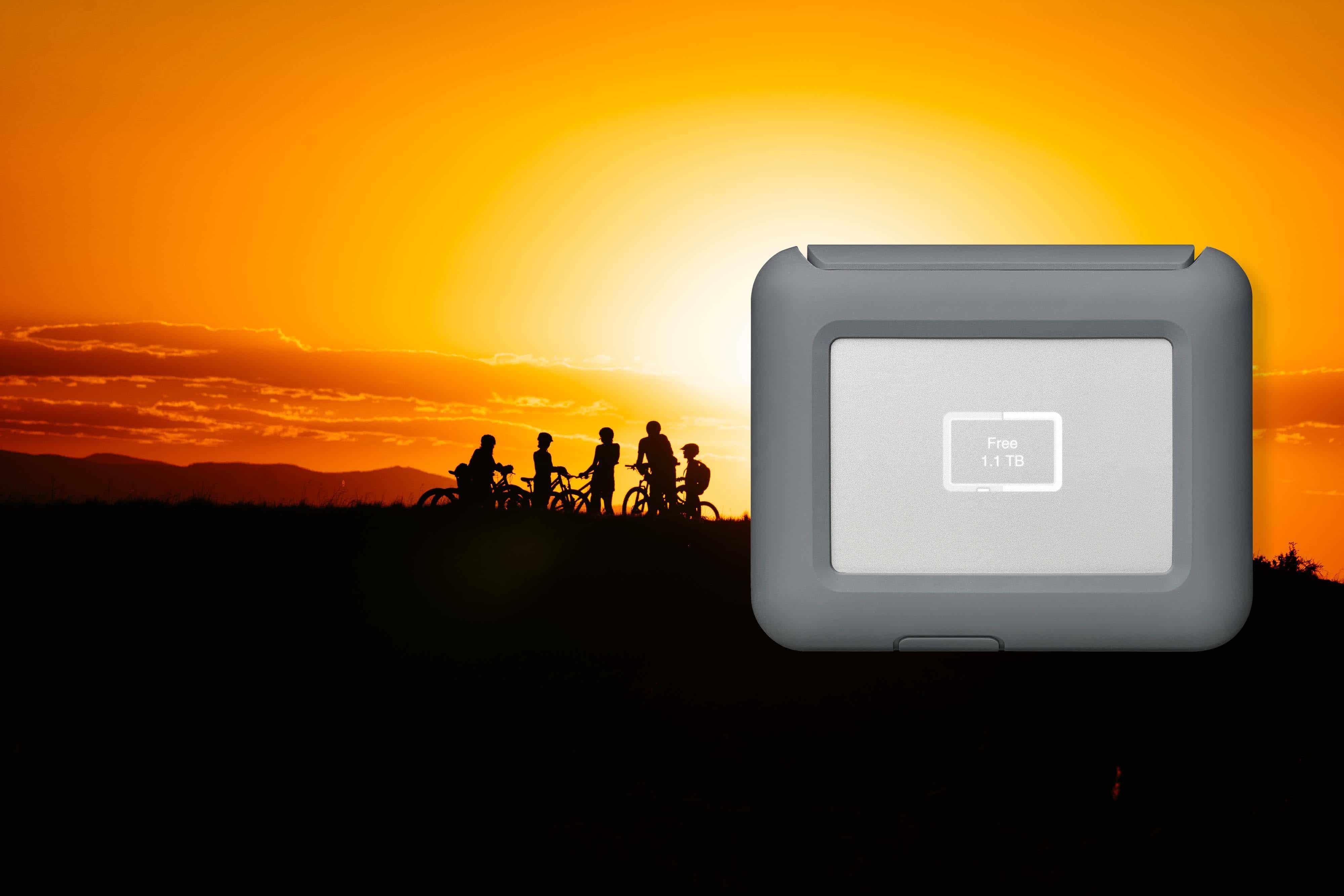 Lacie DJI Copilot BOSS storage header image by Jay Goodrich