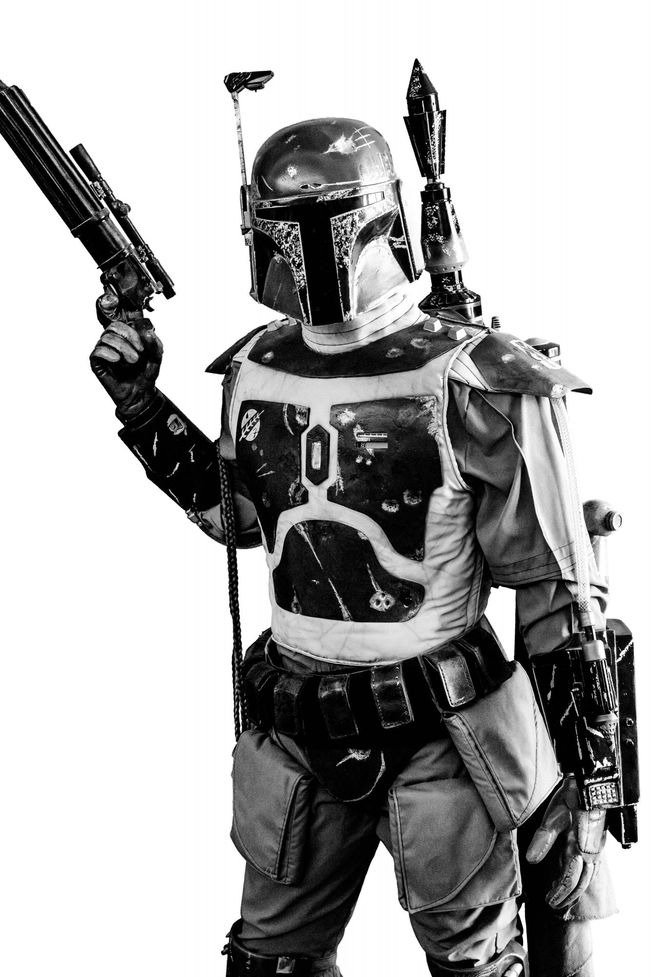 Leica M10 and Star Wars - Boba Fett - photo by Jay Goodrich