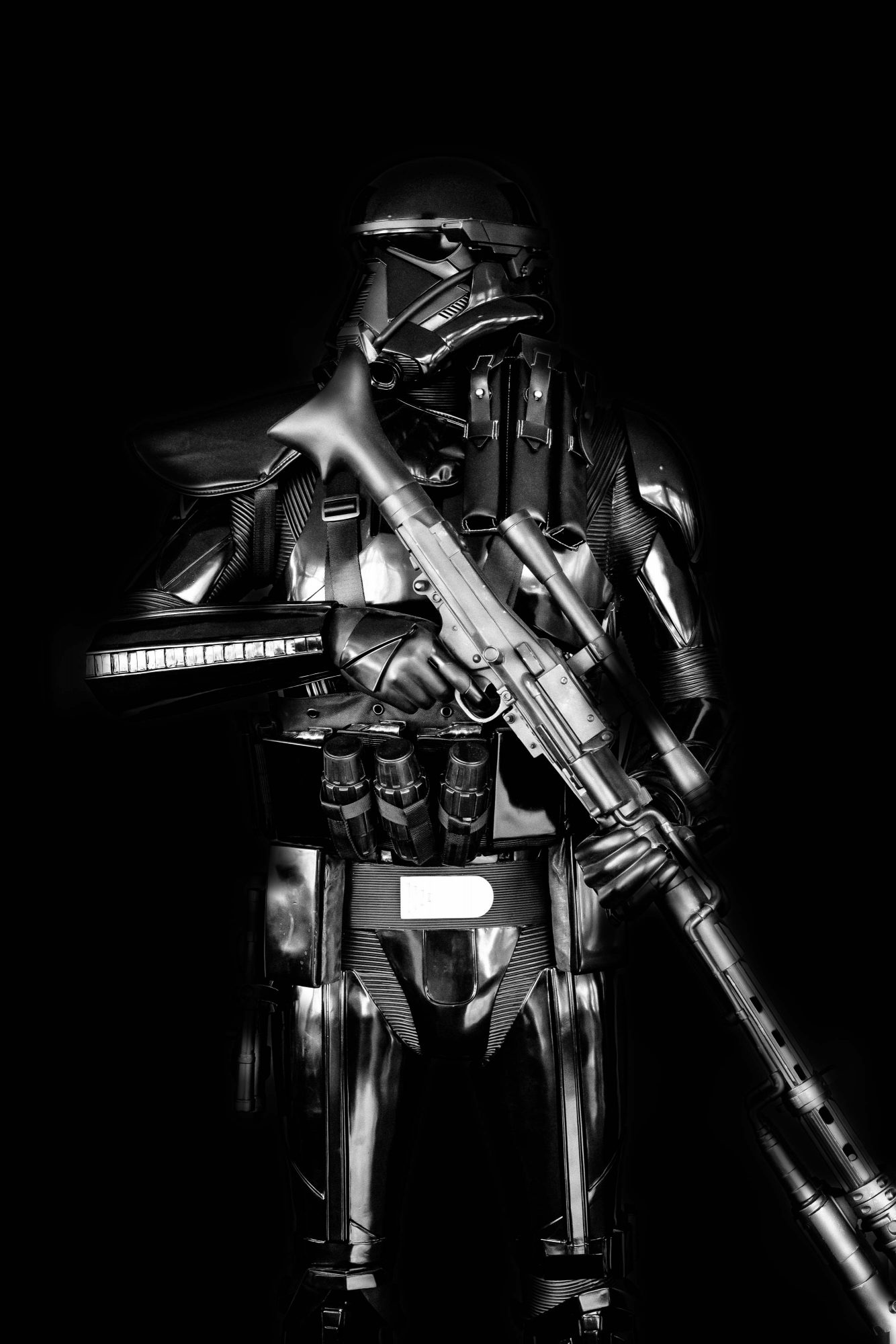 Leica M10 and Star Wars - Deathtrooper - photo by Jay Goodrich