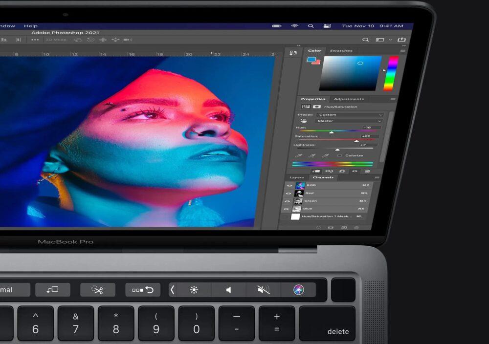 Adobe Photoshop M1 Mac Native