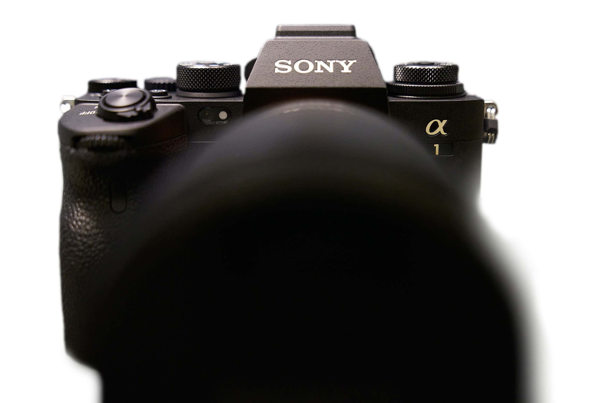 Sony A1 in the office by Jay Goodrich