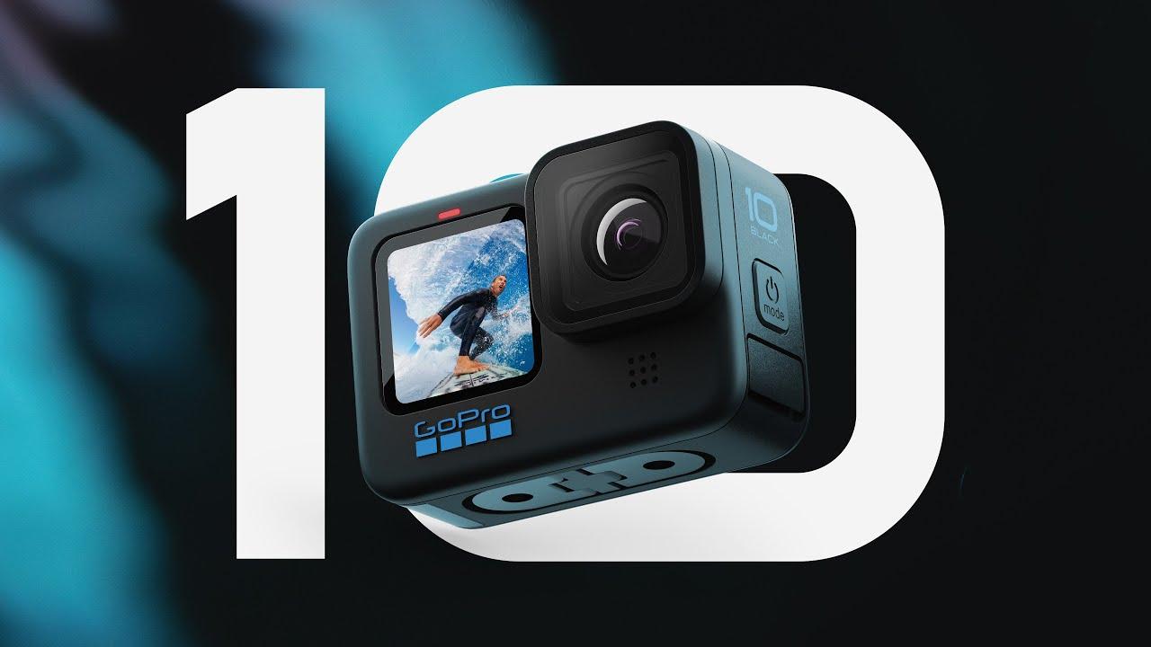 GoPro Hero 10 Black Edition