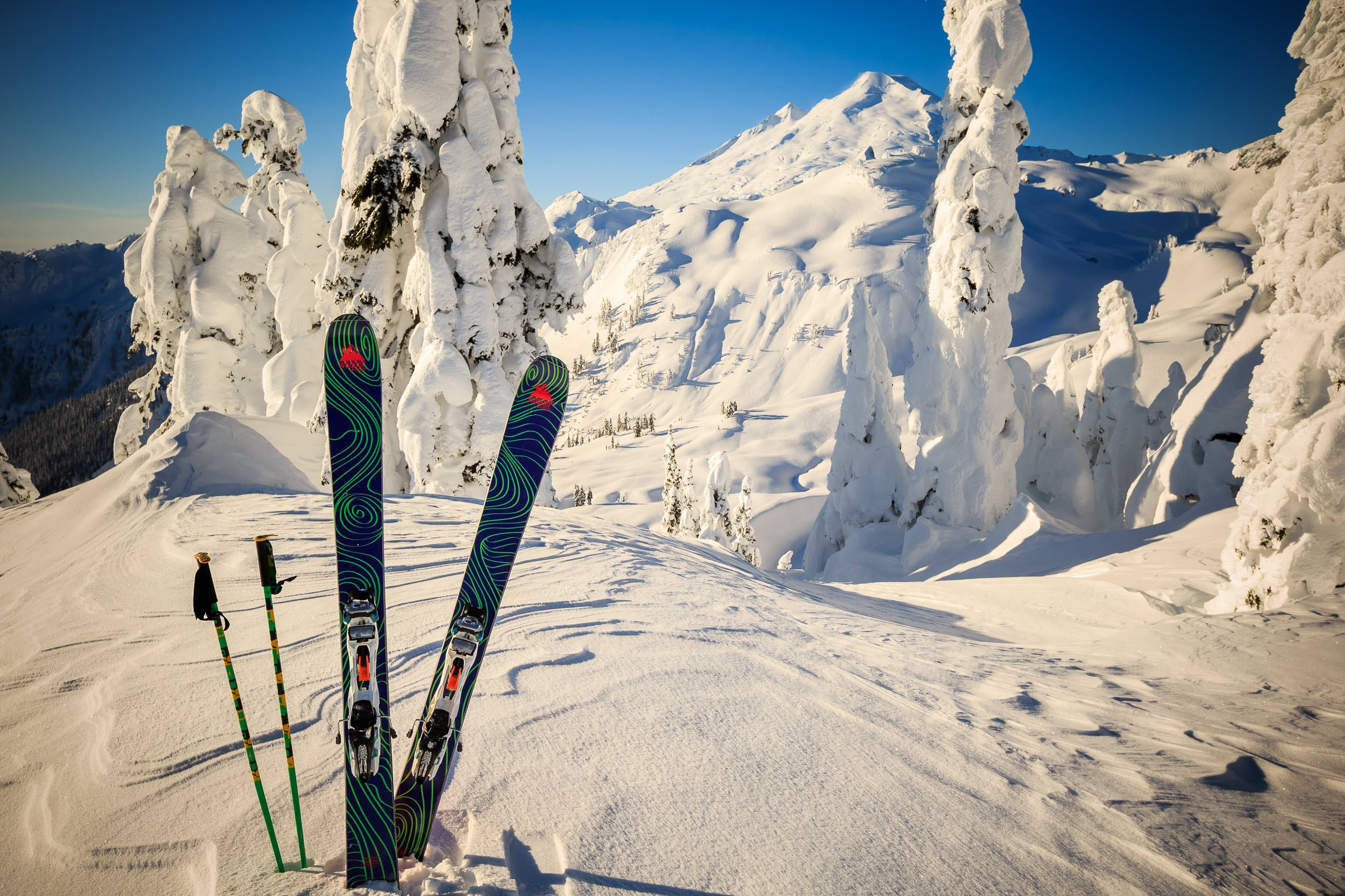 Wagner Custom Skis | Photography Marketing Collateral