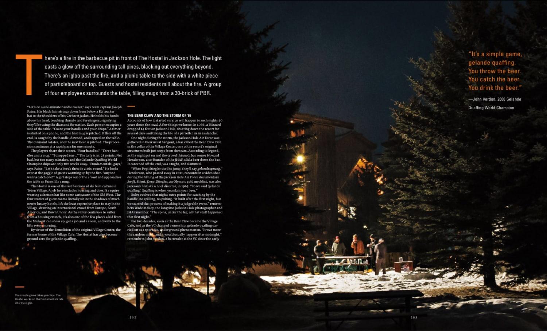 Cult Of The Quaff Powder Magazine Jay Goodrich